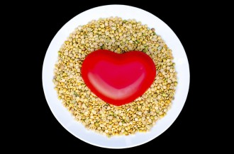 Soybeans health care is heart