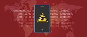 internet data virus malware scan find harm mobile phone